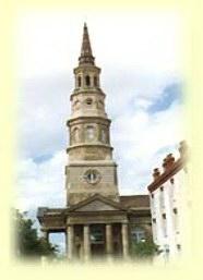 historic charleston steeple