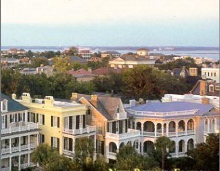 Pictures of historic homes in charleston sc
